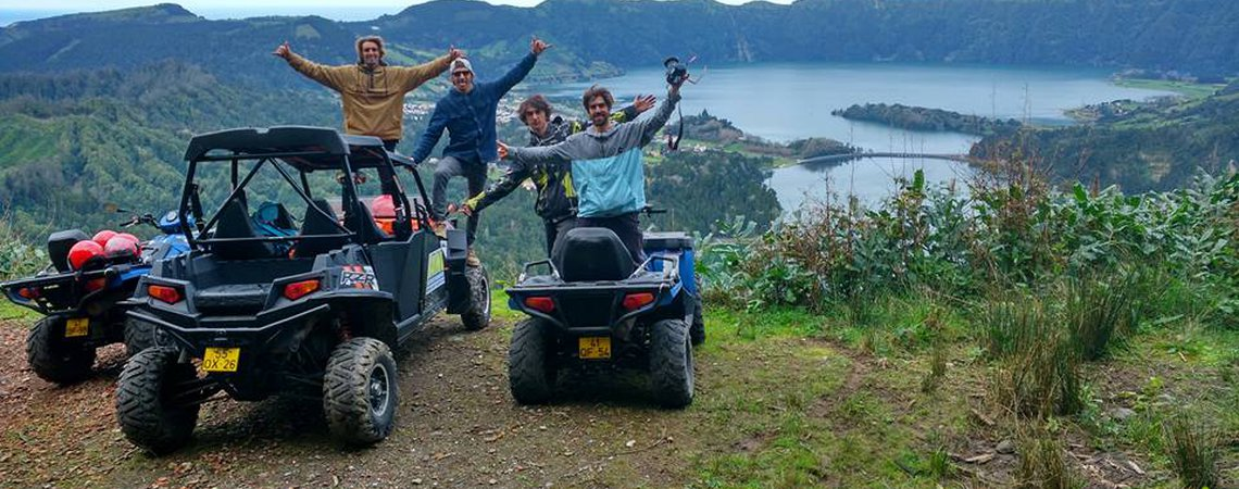Van, Jeep, Quads and Buggy Tours