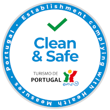 Clean & Safe Portugal - Establishment Complying with Health Measures